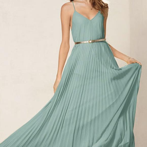 Honey Punch Dresses Mint Green Maxi Dress Size L Poshmark